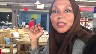 Krabi Vlog 2: Phu Pi Maan Krabi. Morning activity and halal food!