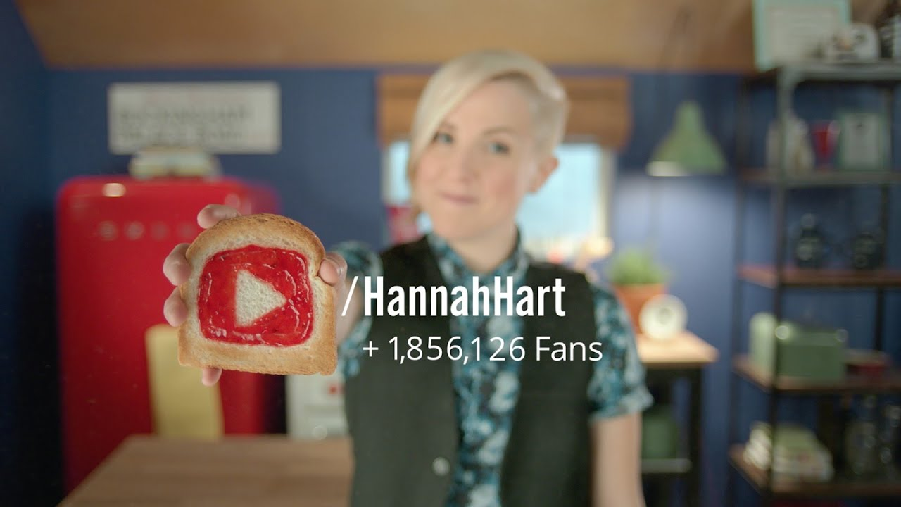 hannah hart long hair