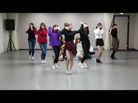 IZ*ONE (아이즈원) 'La Vie en Rose' DANCE MIRROR