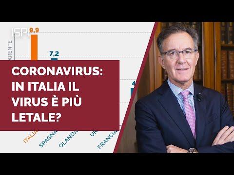Coronavirus: in Italia si muore di più?