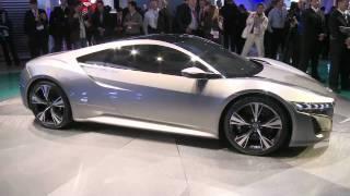 Acura ILX Concept 2012 Videos