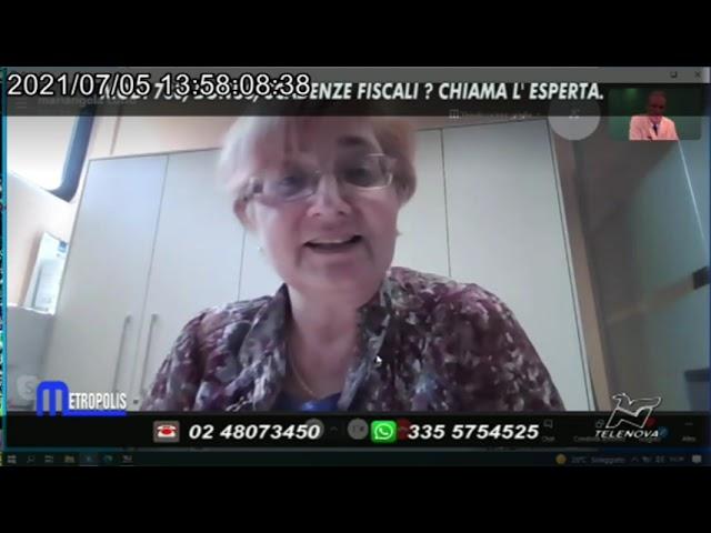 METROPOLIS 5 LUG 2021 CAF CISL LOMBARDIA