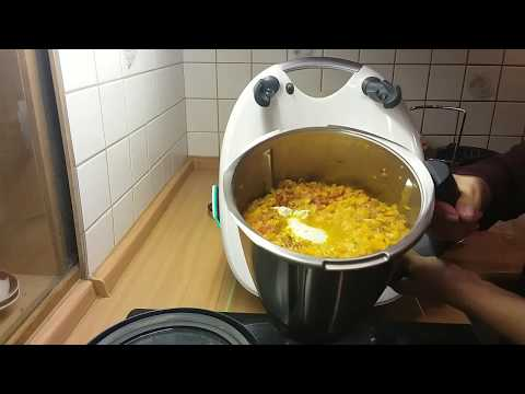 ❤ Curry Möhren Risotto 🤗Thermomix tm5