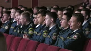 Концерт в честь годовщины со дня образования МЧС России прошел в Абакане   Абакан 24