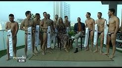Expresso's swimwear contest with Mr Gay World 2019 Delegates!