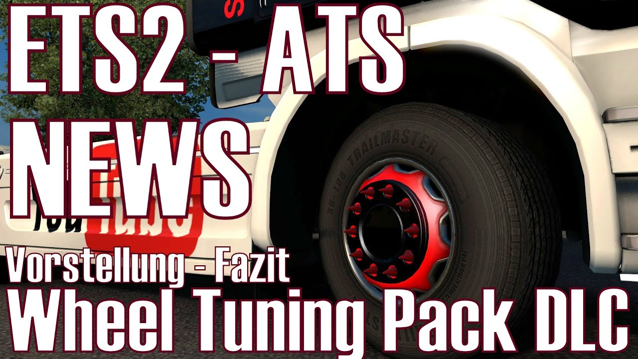 Wheel visualizer application car tuning - Ets2 Ats News I Wheel Tuning Pack Dlc Vorstellung Fazit Deutsch Hd Youtube