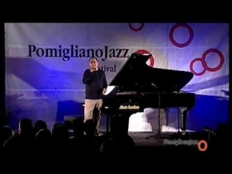 Enrico PIERANUNZI piano solo | Chorale Bwv 122/6 (BACH) | POMIGLIANO JAZZ 2011