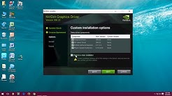 How to Download & Install Nvidia Graphic Driver for Laptop & PC (Official)