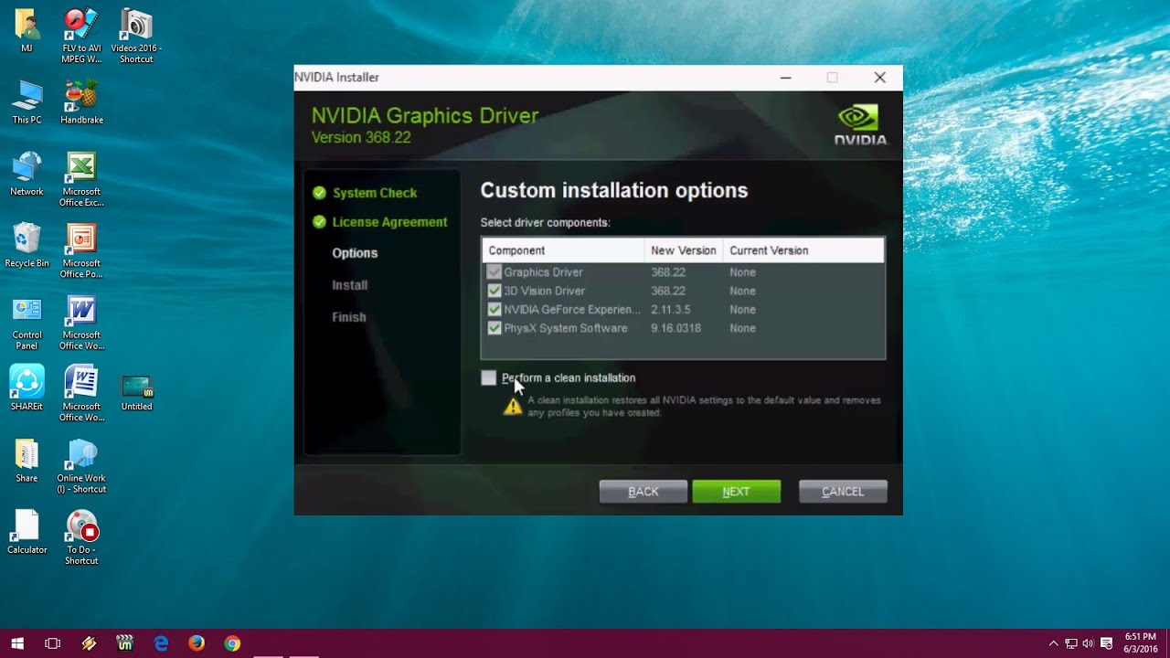 nvidia graphics driver download windows 7