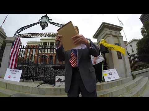 Attorney Jay McMahon, Candidate for MA Attorney General: Massachusetts 2A Capitol Rally Speech