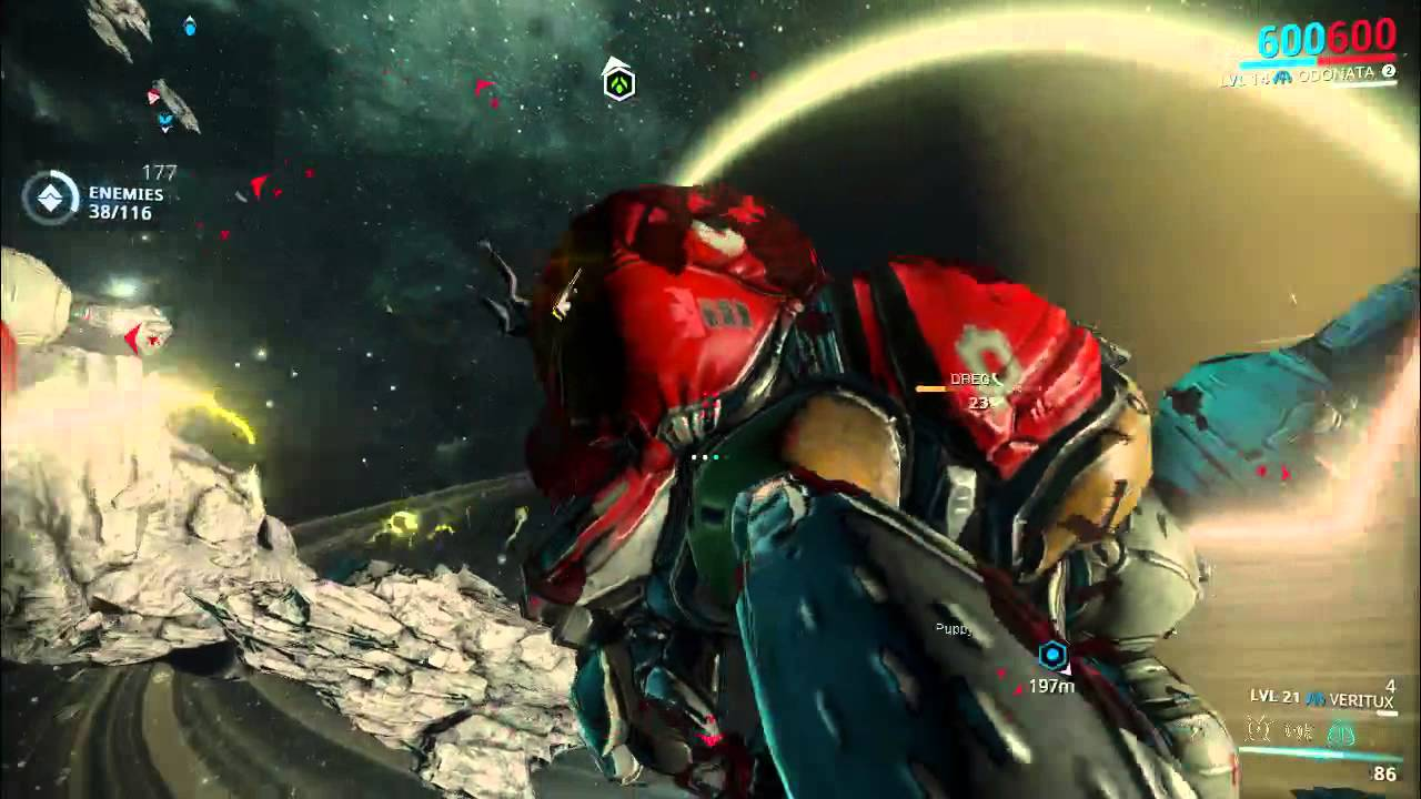 warframe how to use archwing