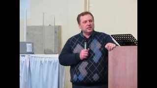 31.03.2013 Проповедует Сергей Бочаров, г. Асбест