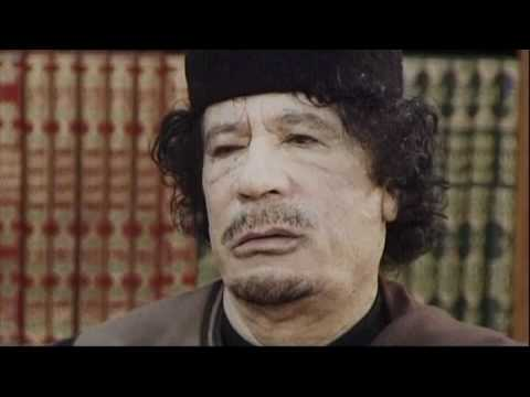 The Gaddafi Interview