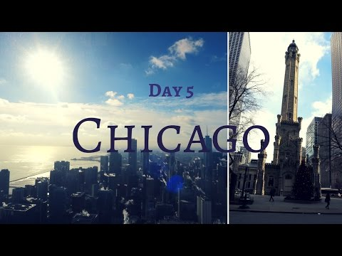 Chicago Vlog Day 5 | 360 Chicago & Shopping the Magnificent Mile!
