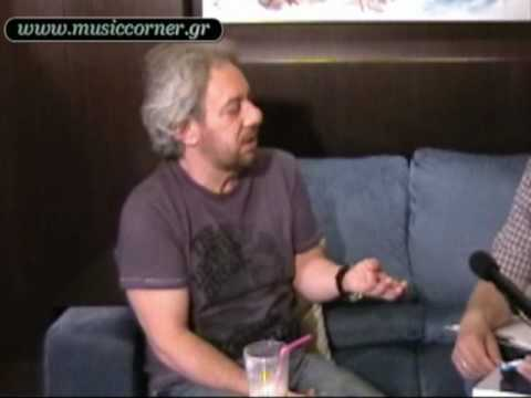 Ο Αντώνης Βαρδής στο MusicCorner.gr Μέρος Β'