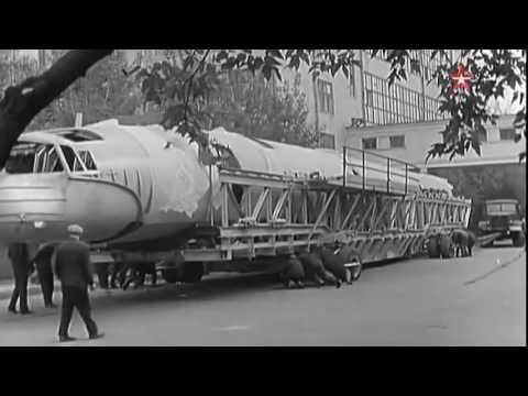Легендарные Самолеты. Ту-144: