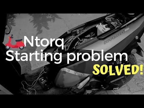 🔥NTORQ Starting Problem SOLVED!!🔥   Auto. Choke ➡️ Manual Choke  