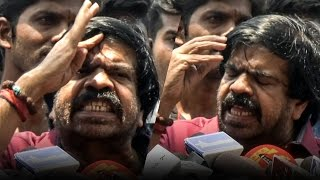 """Kannada Film Industry has Unity but, why not in Tamil Industry?"" - TR Angry Speech 