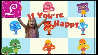 Super Simple Learning Happy Song for Kids