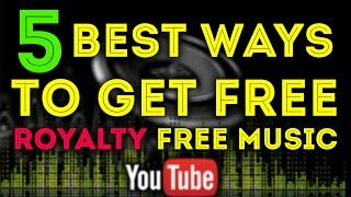 5 Best Ways To Download Non Copyrighted Royalty Free Music [Hindi]