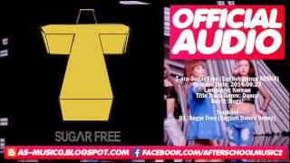 Cover images [MP3/DL]01. T-ARA (티아라) - Sugar Free [English Dance Club REMIX]