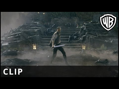 "King Arthur: Legend of the Sword - ""Determined to Die"" Clip - Warner Bros. UK"