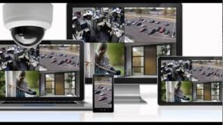 Security System/4 Cameras/ Shield Surveillance/model- svs-2400