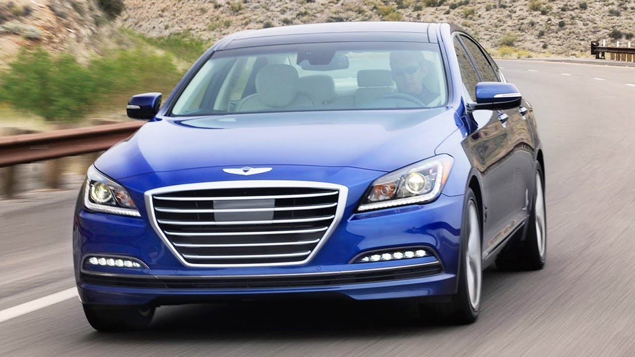 2015 Hyundai Genesis  YouTube
