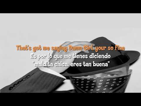 Justin Timberlake - Damn Girl (Sub. Español y Lyrics)