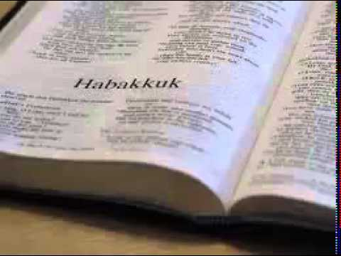 Habakkuk 3 - New International Version NIV Dramatized Audio Bible