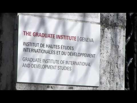 The Graduate Institute's Students
