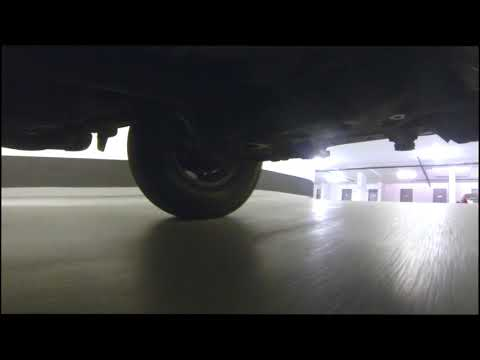 Toyota FJ Cruiser Front Metal on Metal Noise - View of Front Wheels from the Back
