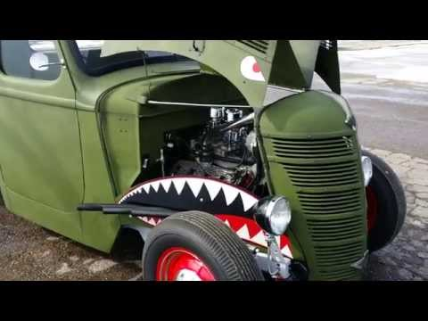 1940 International pick-up auto loan appraisal Dort Federal Credit Union Flint Michigan