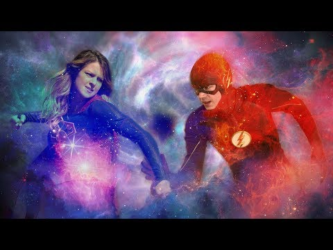 Download Zoom/Flash vs Supergirl   Clash of Gods   Finale
