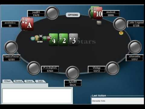Pokerstars Team Online