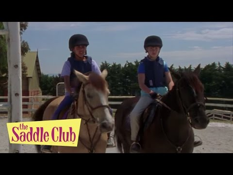 The Saddle Club - Bridle Path Part I | Season 01 Episode 25 | HD | Full Episode