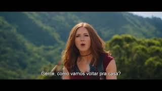 Jumanji: Bem Vindo à Selva - Trailer #2 HD Legendado [Dwayne Johnson, Jack Black]