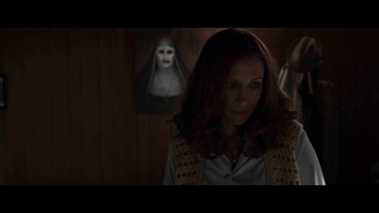 Download The conjuring 2 scene (Nun)