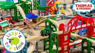 Toys for Kids | Thomas and Friends MEGA HUGE TRACK! Toy Trains for Children | Kids Videos