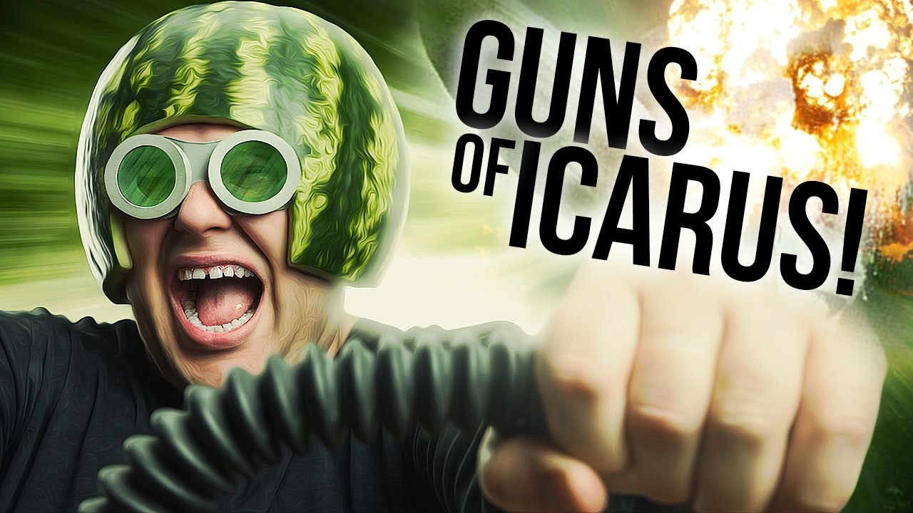 guns of icarus youtube