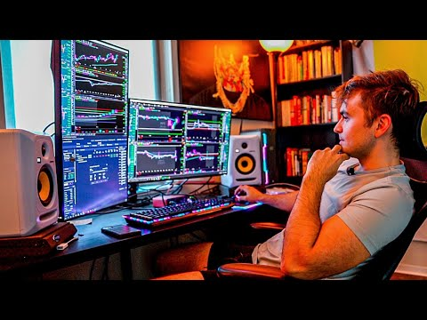 Day In the Life of Scott Hilse | $13,000+ Stock Trading & Crypto Trading