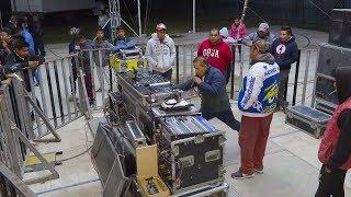CESAR JUAREZ ASI PRUEBA SU EQUIPO DE AUDIO EL MOTHE SAN SALVADOR HIDALGO