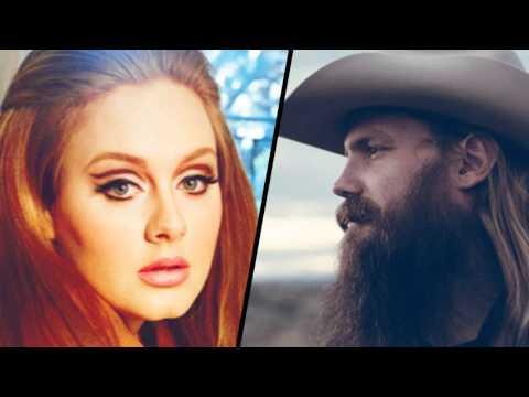 If It Hadn't Been For Love- Chris Stapleton ft. Adele