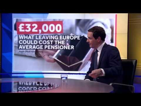 Brexit:  Osborne