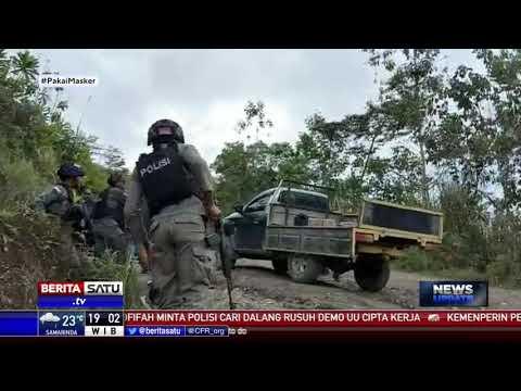 TGPF Intan Jaya Ditembaki KKB Di Papua