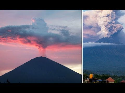 World News: Popocatepetl volcano eruption update Is it still erupting How far is it from Mexico City