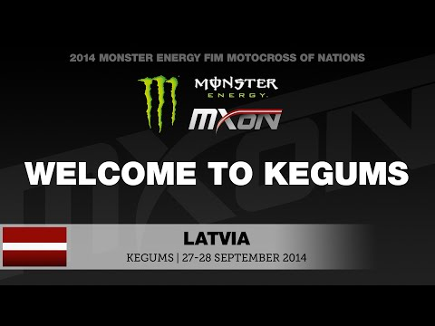 MXoN 2014 Welcome to Latvia - Monster Energy FIM Motocross of Nations