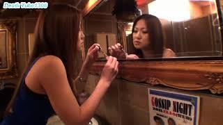 Japanese Girl Farting In Toilet