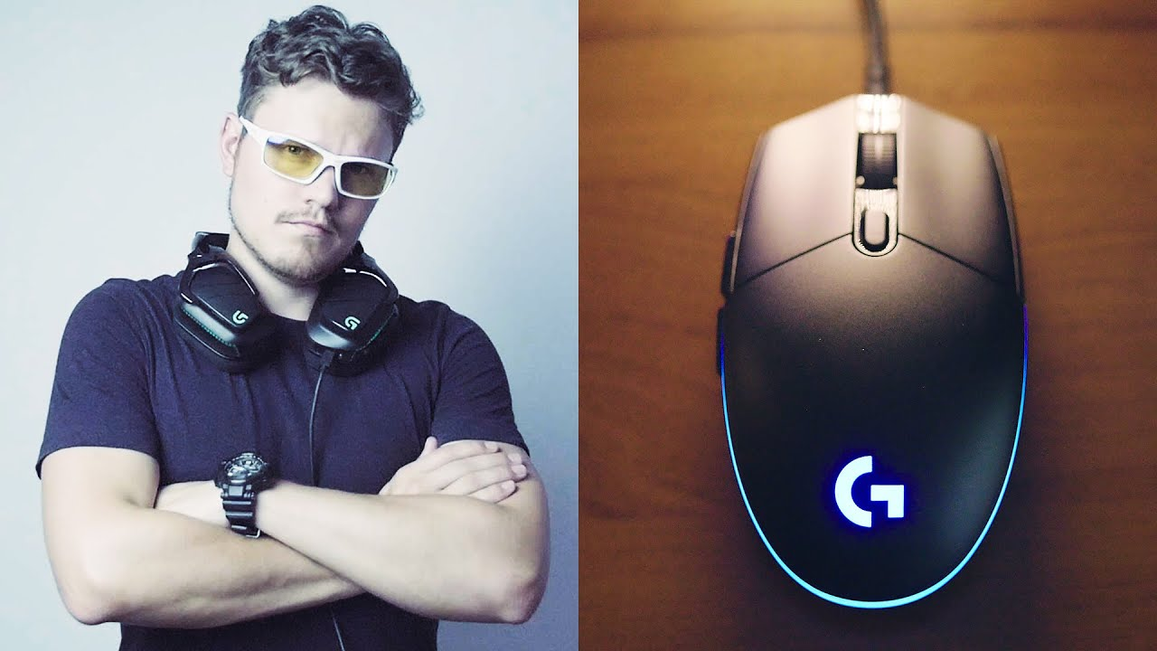 8f14086d085 Game like a Pro? ... Logitech G Pro Mouse Review - YouTube