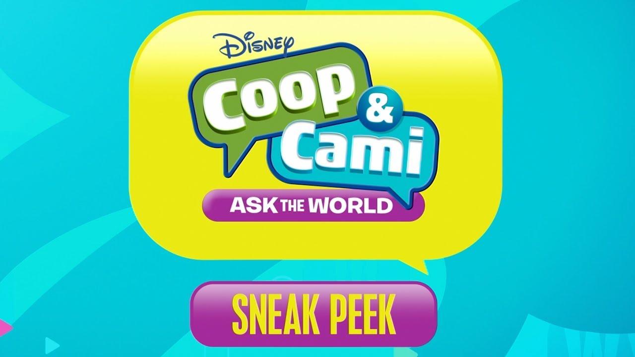 Download Sneak Peek   Coop & Cami Ask the World   Disney Channel
